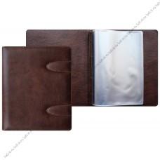 Папка меню с хлястиком
